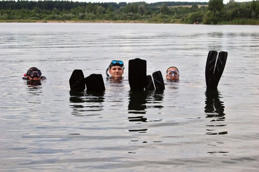 Vandenyje