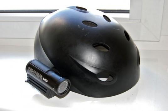 ContourHD helmet cam review
