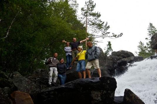 Kelionė po Norvegiją 2009