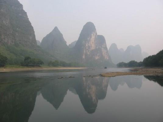 Natūralios upių vagos Kinijoje gali artimiausiu laiku pasikeisti